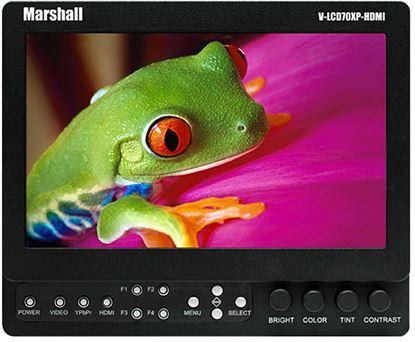 Immagine di Marshall odkuk monitor V-LCD70XP-HDMI