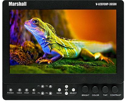 Immagine di Marshall 7-inch 3GSDI Lightweight Monitor