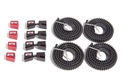 Immagine di ZipGear Prime Lens Kit with Stops