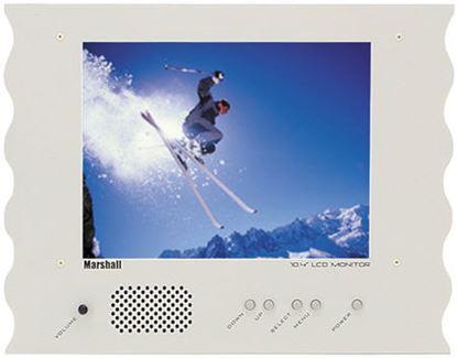 Picture of V-LCD10.4-FP 10.4' LCD panel s bílou přední deskou