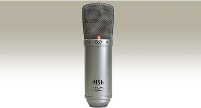 Bild von MXL-USB.007 Duel Gold Diaphragm USB Condenser Mic