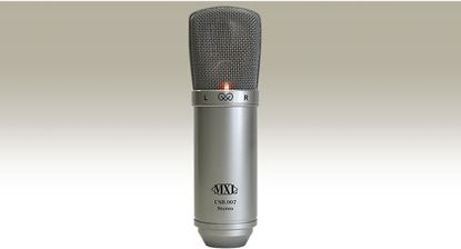 Изображение MXL-USB.007 Duel Gold Diaphragm USB Condenser Mic