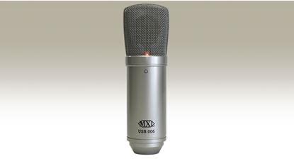 Изображение MXL-USB.006 Gold Diaphragm USB Condenser Mic