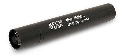 Afbeelding van MXL-MICMATE DYNAMIC Studio-quality Dynamic Microphone XLR to USB Adapter / Preamp