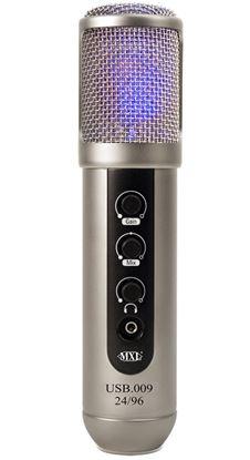Изображение MXL USB.009 24-bit/96kHz USB Microphone
