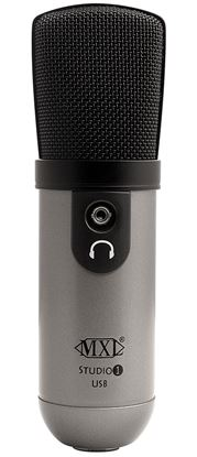 Afbeelding van MXL-STUDIO ONE USB Pro-Quality USB Condenser Mic with Headphone Jack