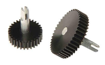 """Immagine di .8 pitch 1"""" diameter gear for Z-Focus V1"""