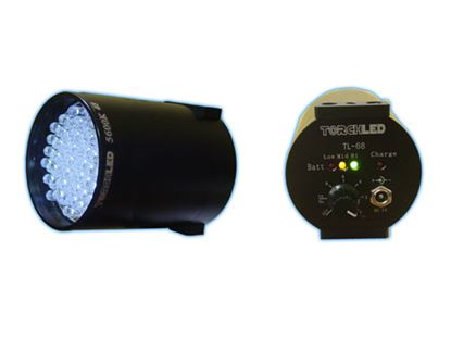 Immagine di Switronix Dimmable 5600K LED Light Fixture - 45 Watts