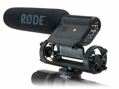 Picture of RØDE VideoMic, Directional Video Condenser Microphone