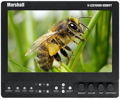 Immagine di Marshall camera-top monitor V-LCD70XHB-HDMIPT