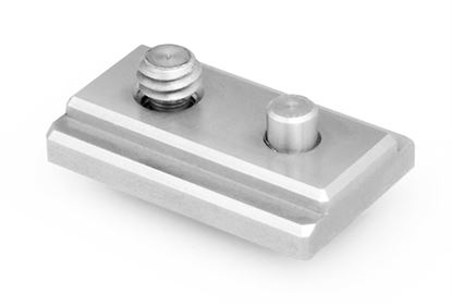 Image de Universal Baseplate Camera T-Slide with ¼-20 and locking pin