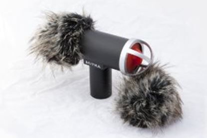 Bild von 3D Mic Grey Fox Windshield