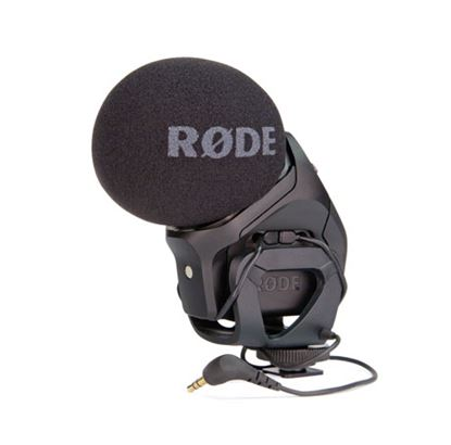 Picture of Stereo VideoMic Pro