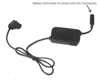 Изображение Canon 1D MkIV Cable