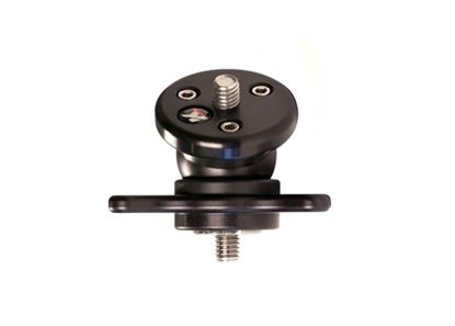 "Image de Kessler Low Profile Ball Head (3/8""-16)"