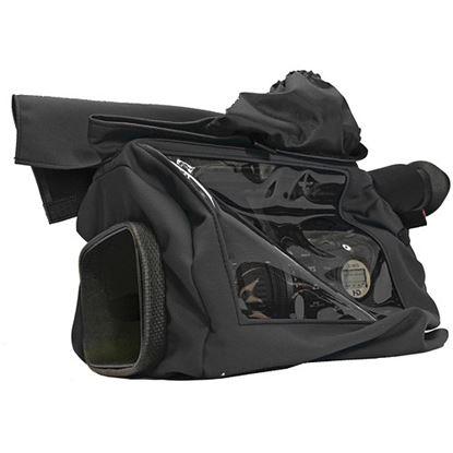 Picture of Compact HD Rain Slicker (Black)