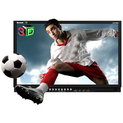 Picture of 3D-241-HDSDI 24' 3D Monitor with Dual HDSDI Inputs two L/R Sources