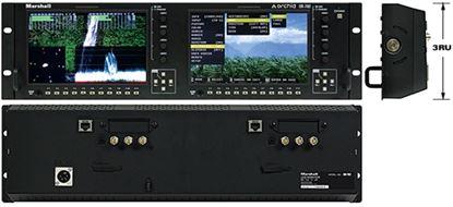 Afbeelding van OR-702 Dual 7' Rack Mount Monitor