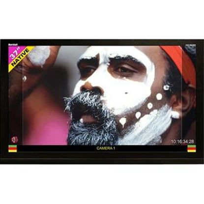 "Picture of V-R371-IMD-HDSDI 37"" Widescreen Native HD Resolution LCD Monitor with built in IMD Function"