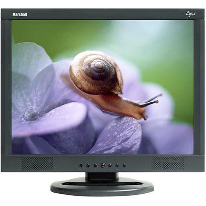 Immagine di M-LYNX-15SDI 15' A/V monitor with SD/SDI BNC loop through