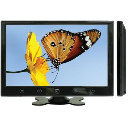 Immagine di M-LYNX-10W 10' A/V Wide Screen LCD Monitor with Composite, S-Video, VGA, and Audio inputs