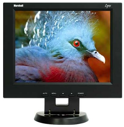 Immagine di M-LYNX-10 10' A/V LCD Monitor with Composite, S-Video, VGA, and Audio inputs