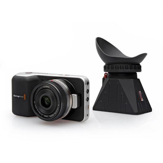 Immagine di Blackmagic Pocket Camera Z-Finder