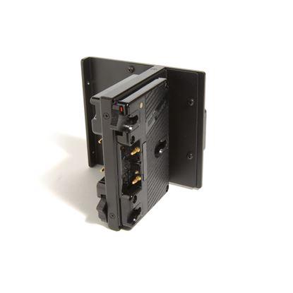 Image de Anton Bauer Hotswap double battery mount