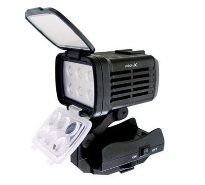 Immagine di DV/HDV On-Camera Light