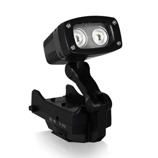 Picture of DV/HDV On-Camera Light
