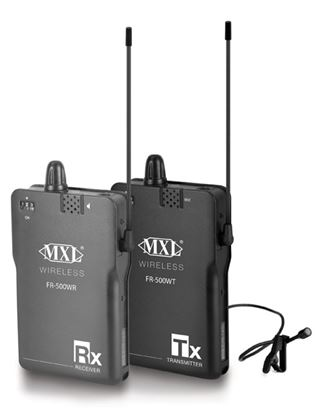 Bild von MXL FR-500WK Professional Portable Wireless Audio System