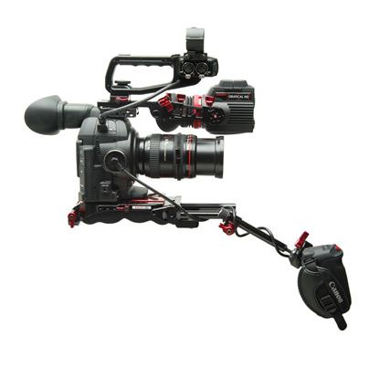 Picture of C100 Mark II EVF Recoil